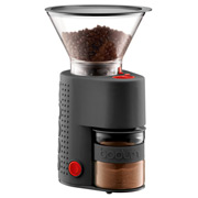 Bodum - Bistro Electric Adjustable Coffee Grinder Black