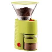 Bodum - Bistro Electric Lime Green Adjustable Coffee Grinder