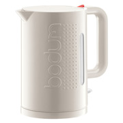 Bodum - Bistro Electric Water Kettle 1.5L Off White