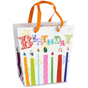 Meri-Meri - Birthday Candles Small Gift Bag