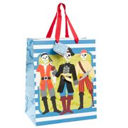 Meri-Meri - Skeleton Pirate Gift Bag Large