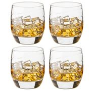 Luigi Bormioli - Romantica Whisky Set 4pce
