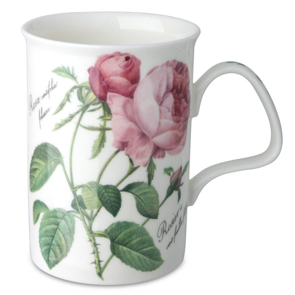 Roy Kirkham - Redoute Rose Centifolia Mug