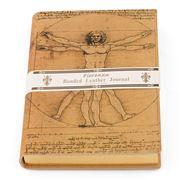 Fiorenza - Bonded Leather Journal Piccolo Leonardo