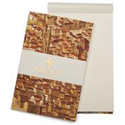 Fiorenza - Cream Paper A5 Writing Pad