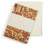 Fiorenza - Laid Ivory Paper A7 Note Pad