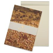 Fiorenza - Laid Ivory Paper A4 Note Pad