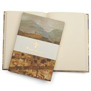 Fiorenza - Laid Ivory Paper A5 Hard Cover Journal