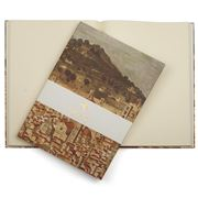 Fiorenza - Laid Ivory Paper A4 Hard Cover Journal