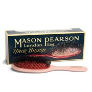 Mason Pearson - Pink Handy Shingle Bristle Brush