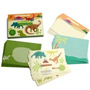 Mudpuppy - Create-a-Card Dinosaurs