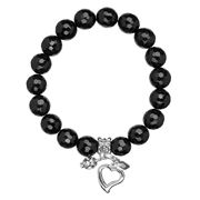 Classic Crystal - Swarovski Elements Aprodite Agate Bracelet