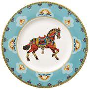 V&B - Samarkand Aquamarine Salad Plate