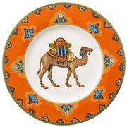 V&B - Samarkand Mandarin Salad Plate