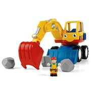 Wow Toys - Dexter The Digger Friction-Powered Truck