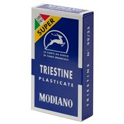 Games - Modiano Triestine Super Playing Cards