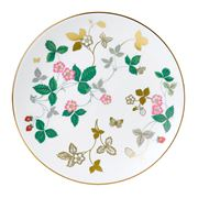 Wedgwood - Wild Strawberry Gold Plate 20cm