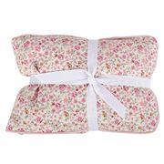 Pilbeam - Vintage Rose Fabric Wheat Pack