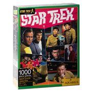 Aquarius - Star Trek Retro Puzzle 1000pce