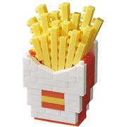 Nanoblocks - French Fries 120pce