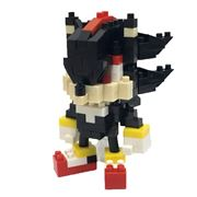 Nanoblocks - Sonic the Hedgehog - Shadow