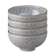 Denby - Studio Grey Rice Bowl Set 4pce