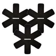 Le Creuset - Frypan Protector Black Set 3pce