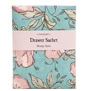 Thurlby - Flourish Drawer Sachet Orange Spice