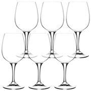 RCR Crystal - Daily Wine Goblet 345ml Set 6pce