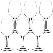 RCR Crystal - Daily Wine Goblet 440ml Set 6pce