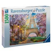 Ravensburger - Paris Romance Puzzle 1500pce