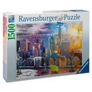Ravensburger - Seasons Of New York Puzzle 1500pce