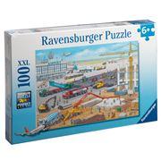 Ravensburger - Airport Construction Site 100pce