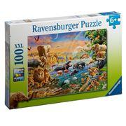 Ravensburger - Savannah Jungle Waterhole 100pce