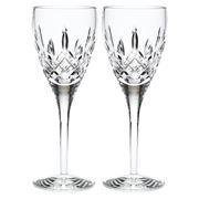 Waterford - Lismore Nouveau Wine Glass Set 260ml 2pce