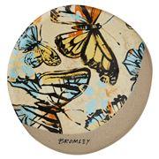 Robert Gordon - Bromley Coaster Butterflies Yellow