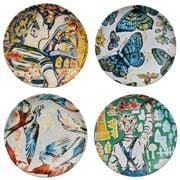 Robert Gordon - Bromley Mixed Theme Side Plate Set 4pce