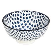 Gusta - Out Of The Blue Bowl Drops 10cm