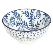 Gusta - Out Of The Blue Bowl Vintage Flowers 10cm