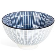 Gusta - Out Of The Blue Round Bowl Sun 13.5cm