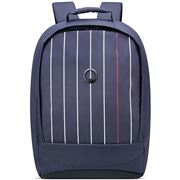 Delsey - Securban 1-Cpt 13.3 Pc Protection Backpack Blue