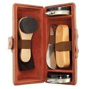 A.Trends - Gentleman's Shoe Shine Kit 6pce