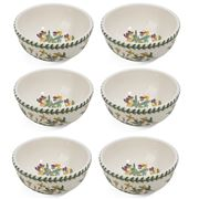 Portmeirion - Botanic Garden Fruit Salad Heartsease Set 6pce