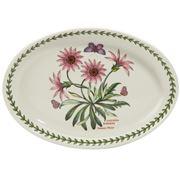 Portmeirion - Botanic Garden Oval Platter Treasure Flower
