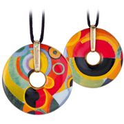 Goebel - Robert Delaunay Rhythm, Joy Of Life Necklace