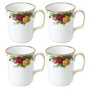 Royal Albert - Old Country Roses Mug Set 4pce