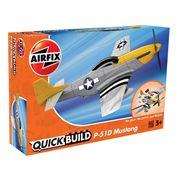 Airfix - Quick Build P-51D Mustang