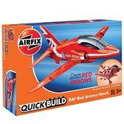 Airfix - Quick Build Royal Air Force Red Arrows Hawk