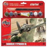 Airfix - Hawker Typhoon IB Model Starter Set