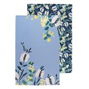 Ecology - Kallista Tea Towel Set 2pce